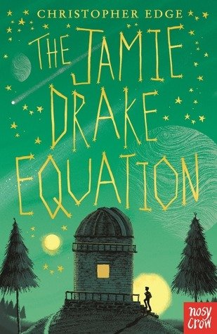 "The book called ""The Jamie Drake equation"" by Christopher Edge"
