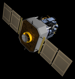 SOHO satellite