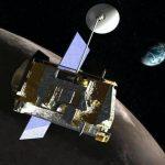 Chandrayaan-1 satellite