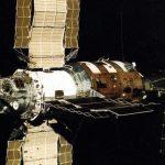 Salyut 7 Space Station