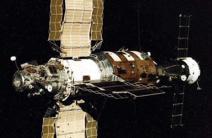 Salyut 7 Space Station
