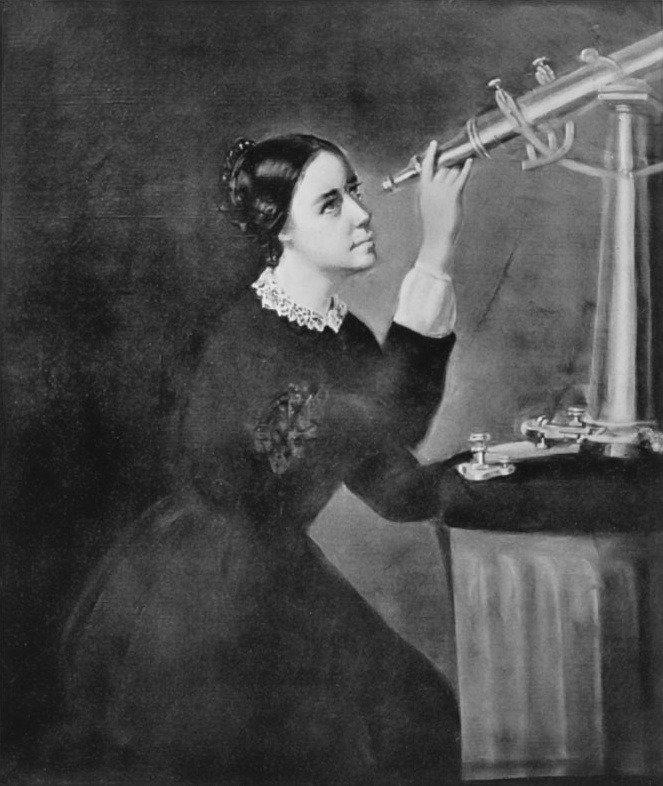 Women in Astronomy: Maria Mitchell