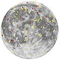 transient lunar phenomenon map