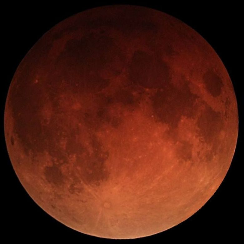 Lunar eclipse Jan 31
