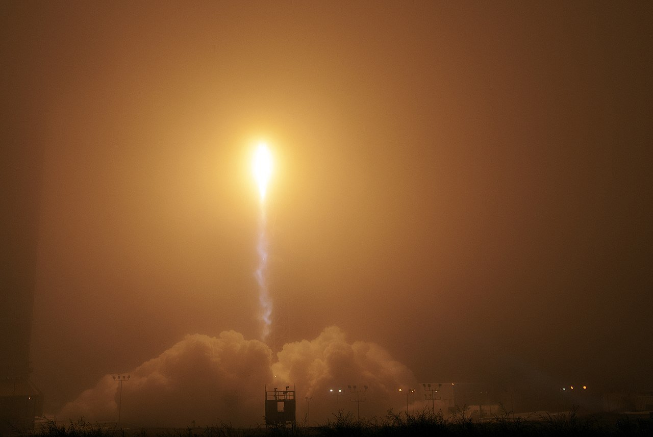 InSight Mission take-off