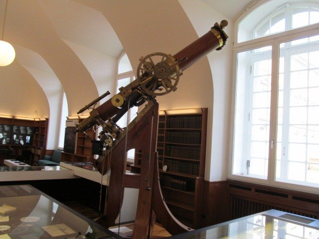 Heliometer from the Old Bonn Observatory