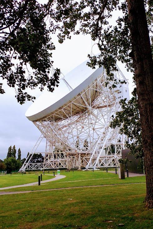 Jodrell Bank Lovell Telescope