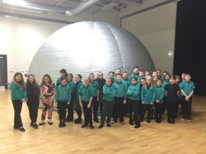 Leicester Mobile Planetarium