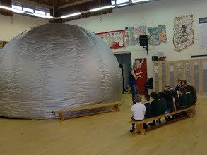 Greater Manchester Mobile Planetarium