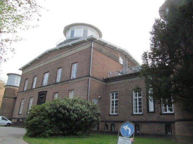 The Old Bonn Observatory