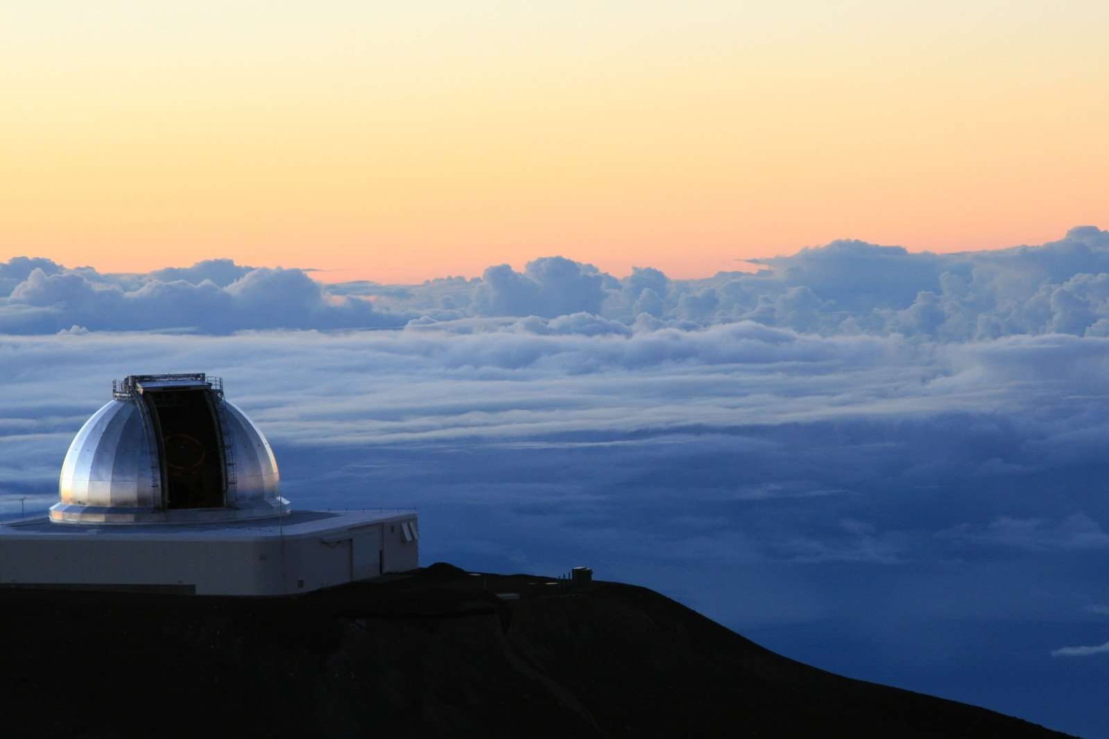 Astronomy uses state-of-the-art equipment