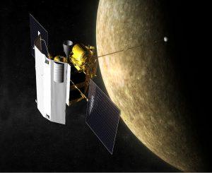 Messenger Mercury explorer