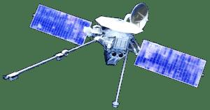 Mercury explorer Mariner 10
