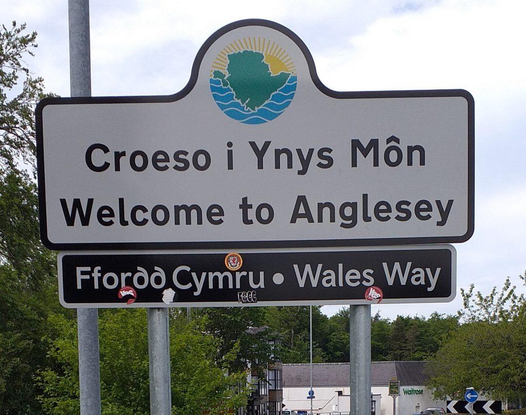John Jones was born on the Isle of Anglesey