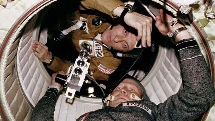 Apollo-Soyuz mission
