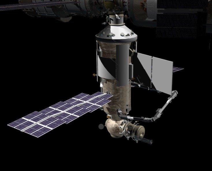 The new Russian Nauka module